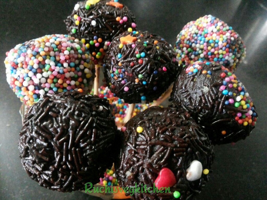 how to make veg chocolate cake